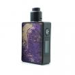 Elektronický grip: Asmodus Spruzza Squonker Kit s Oni-One RDA (Purple)