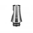 Nerezový náustek KIZOKU Chess 510 - Knight (Stříbrný)