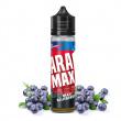 Příchuť Aramax Shake & Vape: Max Blueberry (Borůvka) 12ml