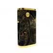 Elektronický grip: Asmodus Pumper 21 Squonk Mod (Gold & Black 001)