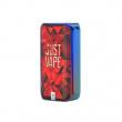 Elektronický grip: Vaporesso Luxe Nano Mod (2500mAh) (Červeno-modrý)