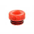 Resinový náustek Noctilucent 810 #4 (Vzor E)