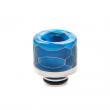 Resinový náustek Noctilucent Stainless Steel 510 #6 (Vzor A)