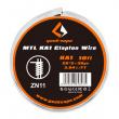 MTL Clapton Kanthal A1 - odporový drát 2x 28GA + 38GA (3m) - GeekVape