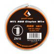 MTL Clapton N80 - odporový drát 2x 28GA + 38GA (3m) - GeekVape