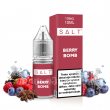 E-liquid Juice Sauz SALT 10ml / 10mg: Berry Bomb (Svěží červené bobule)