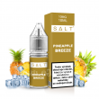 E-liquid Juice Sauz SALT 10ml / 10mg: Pineapple Breeze (Ledový ananas)