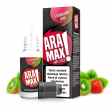 E-liquid Aramax 10ml / 0mg: Jahoda a kiwi (Strawberry Kiwi)