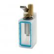 Náhradní squonk lahvička pro Asmodus Spruzza 6ml (Bílá)