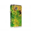 Elektronický grip: Asmodus Pumper 18 Squonk Mod (Silver 007)
