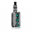 Elektronická cigareta: VooPoo Drag Baby Trio Kit (1500mAh) (Teal Blue)