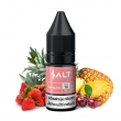 E-liquid Salt Brew Co 10ml / 10mg: Spring Bite (Jahoda, třešeň a ananas)