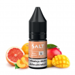 E-liquid Salt Brew Co 10ml / 10mg: Bitter Perfect (Grapefruit s mangem a meruňkou)