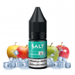 E-liquid Salt Brew Co 10ml / 20mg: Apple Frost (Ledové jablko)