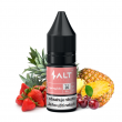 E-liquid Salt Brew Co 10ml / 20mg: Spring Bite (Jahoda, třešeň a ananas)