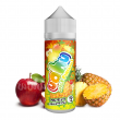 Příchuť UAHU Shake & Vape: Apple Pineapple (Jablko s ananasem) 15ml