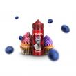 Příchuť Fog Division LiQuido: Blueberry Cupcake (Borůvkový cupcake) 20ml