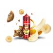 Příchuť Fog Division LiQuido: Banana Cookies (Banánová cookie sušenka) 20ml