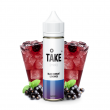 Příchuť Take by ProVape S&V: Blackcurrant Lemonade (Rybízová limonáda) 20ml