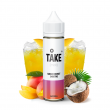 Příchuť Take by ProVape S&V: Mango Coconut Smoothie (Mangovo-kokosové smoothie) 20ml