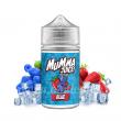 Příchuť Mumma Juice S&V: Blue (Modrá malina a ledová jahoda) 13ml