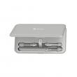 Elektronická cigareta: Joyetech eRoll Mac Advanced Kit (2000mAh) (Stříbrná)