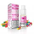 E-liquid Pinky Vape 10ml / 3mg: Baloony Looney (Sladká žvýkačka)