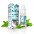 E-liquid Pinky Vape 10ml / 3mg: Mintmen (Máta)