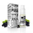 E-liquid Pinky Vape 10ml / 12mg: Black Puss (Černý rybíz)