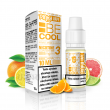 E-liquid Pinky Vape 10ml / 18mg: Be Cool (Citrus mix)