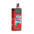 Elektronická cigareta: Smoant Pasito Pod Kit (1100mAh) (Red)