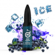 Příchuť Riot Squad X Bang Juice: Blueberry Alliance Ice (Ledový borůvkový mix) 15ml