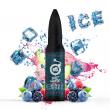 Příchuť Riot Squad X Bang Juice: Wild Berry Fusion Ice (Ledové lesní plody a jablko) 15ml