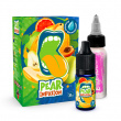Příchuť Big Mouth: Pear Infusion (Hruška, mango, grapefruit, broskev) 10ml