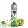 Příchuť IVG S&V: Menthol Kiwi Lemon Kool (Kiwi a citron s mentolem) 18ml