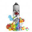 Příchuť IVG S&V: Menthol Rainbow Blast (Chladivé sladké bonbony) 18ml