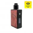 Elektronický grip: Asmodus Spruzza Squonker Kit s Oni-One RDA (Red) (II. JAKOST)