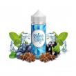 Příchuť Infamous Drops S&V: Blue Drops (Modré bobule s anýzem a mentolem) 20ml