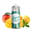 Příchuť Infamous Drops S&V: Green Drops (Chladivá mangová zmrzlina) 20ml