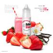 Příchuť Adams vape S&V: Strawberry Milk (Vanilkovo-jahodové mléko) 12ml
