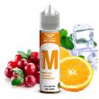 Příchuť Flavor Tree MTL S&V: M (Mentol, pomeranč, brusinka) 12ml