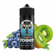Příchuť Captain Foggy S&V: Sea Dragon (Ledová borůvka a kiwi) 10ml