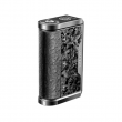 Elektronický grip: Lost Vape Centaurus DNA250C Mod (Black Ostrich / Chopped Carbon Fiber)