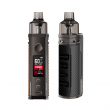 Elektronická cigareta: VooPoo Drag S Pod Kit (2500mAh) (Carbon Fiber)