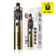 Elektronická cigareta: Aramax Power Kit (5000mAh) (Zlatá) (II. JAKOST)