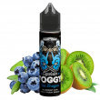 Příchuť Captain Foggy S&V: Sea Dragon (Ledová borůvka a kiwi) 15ml