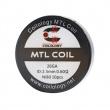 Předmotané spirálky Coilology MTL Series - MTL Ni80 (0,6ohm) (10ks)