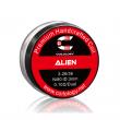 Předmotané spirálky Coilology Alien Ni80 (0,1ohm) (2ks)