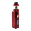Elektronický grip: Asmodus Colossal Premium Kit s Wotofo Flow (Red)
