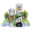 Příchuť K-Boom Specials: Green Bomb 2020 (Ledový kaktus a kiwi) 10ml
